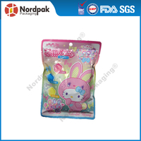 Custom Resealable vacuum food bag,Heat seal aluminum foil bag,Aluminium foil vacuum bag
