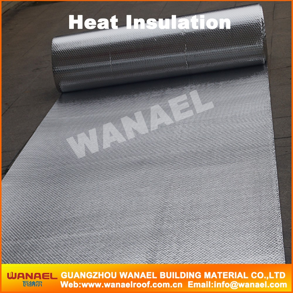 Wanael Aluminum Foil EPE Colored Steam Pipe Insulation