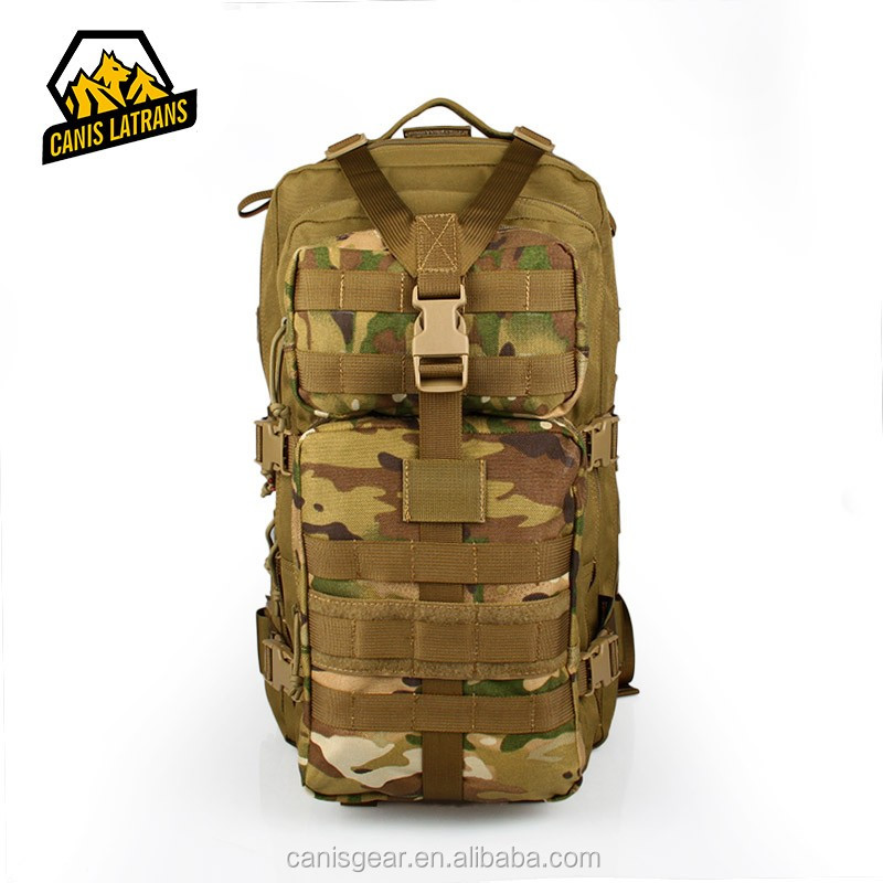 3D Climbing Riding Army Military Molle Swiss Army Heavy Duty 30L Backpacks Tactical Backpack