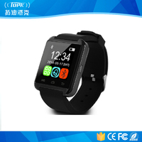 Wholesale android touch screen u8 smart phone watch