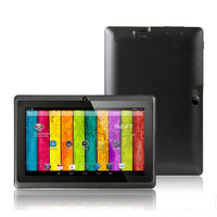 "4 GB 7 "" capacitiva Q88 Android 4.2 Tablet PC 1.5 GHz A7 Wifi A23 dongle Dual Core download app google play store"
