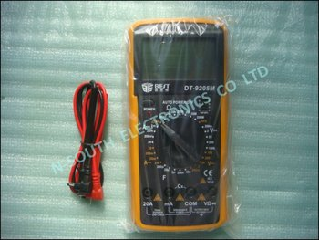digital multimeter best rools dt-9205m new
