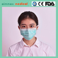 Health Medical Disposable PP Face Mask
