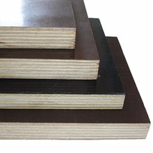 18mm brown film faced plywood concrete formwork from China