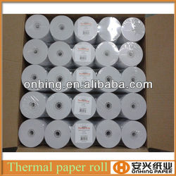 80mm thermal paper rolls with BPA free offering printing service