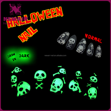 2017 Newair halloween nail tip artificial fingernails nail art design