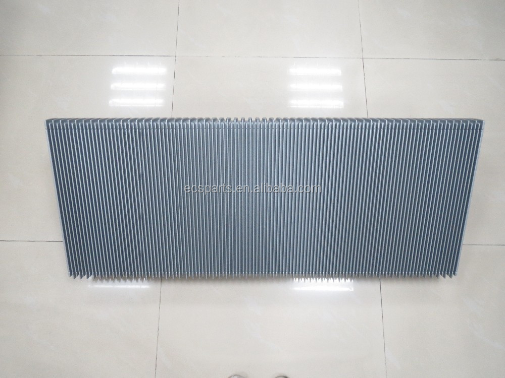 Escalator Steps Aluminum 1000mm w/o demarcation