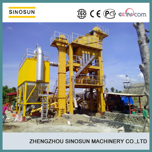 64 ton per ton modified asphalt plant,asphalt batch mix plant