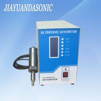 28Khz manual small portable ultrasonic spot welding machine for plastic PVC PP PE ABS for sales manufacture prices