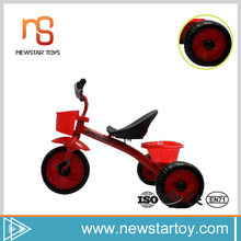 China factory wholesale good price mini size tricycle ride on bike for kid