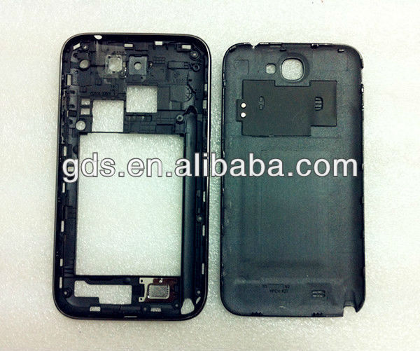 Full Housing + Battery Cover for Samsung Galaxy Note II 2 e250s e250k lte 4g