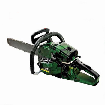"52cc 2.2kw Gas Chainsaw with good quality 16"" 18"" 20"" guide bar"