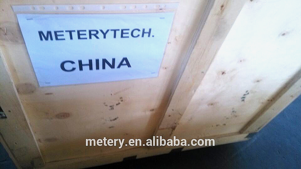 cryogenic version vortex flowmeter Metery Tech.China