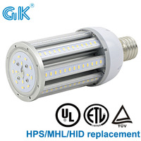 UL TUV E27E40base IP65 waterproof hid replacement led bulb