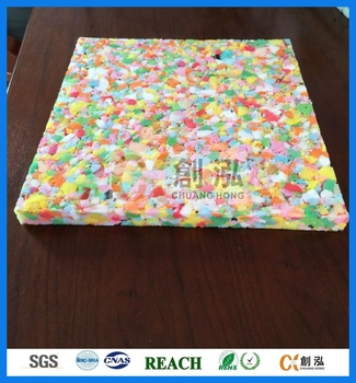 Hot selling cheap price mixture recycling foam scrap with high quality