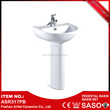 Oem Factory China Good-Looking Bathroom Hand Ceramic Surgical Wash Basin