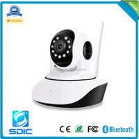 Factory supply 2016 Wholesale Security Alarm Push Two Way Audio Wireless IP Camera Baby Video Monitor