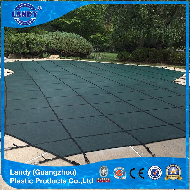 Custom PE Leaf Net Cover for Swimming Pools