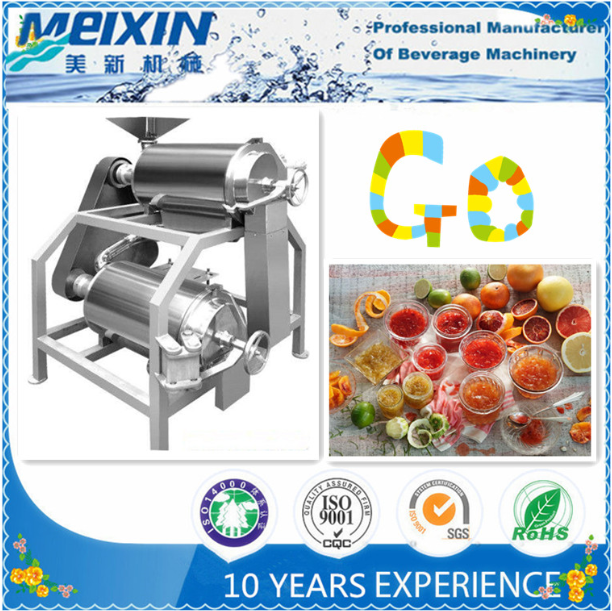 High efficiency DJ series beater for fruits or vegetables
