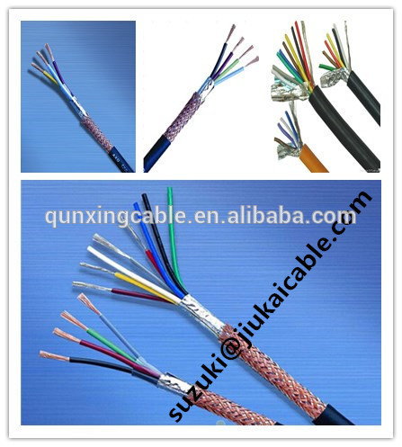 300v Shielding type UL 2464 electric wire cable for air-conditing system