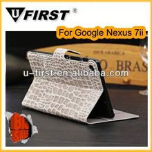 2013 new arrival For google Nexus 7 2 ii 2nd with Card Slots and Money Pocket