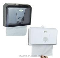 cheap price restaurant hand towel folded paper dispenser YK2090