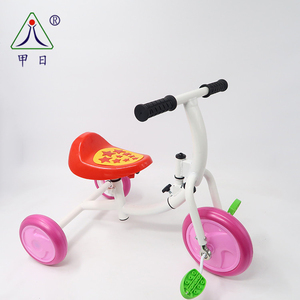 2018 new model baby tricycle 2 seats children tricycle kids bike