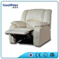 new design luxury office sofa with hand control function