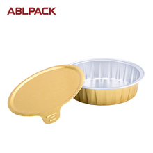 ABL 80ML/2.8oz Juice Container Egg Tart Container Used Aluminum Dog Boxes