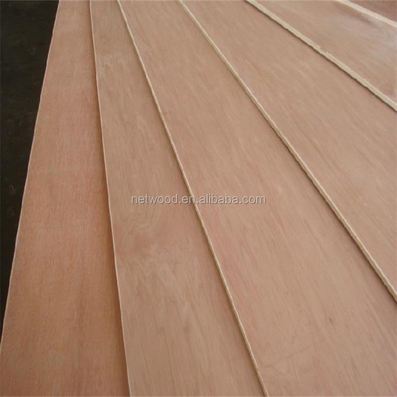 5 mm bintangor commercial plywood for packing ,4*8 plywood board