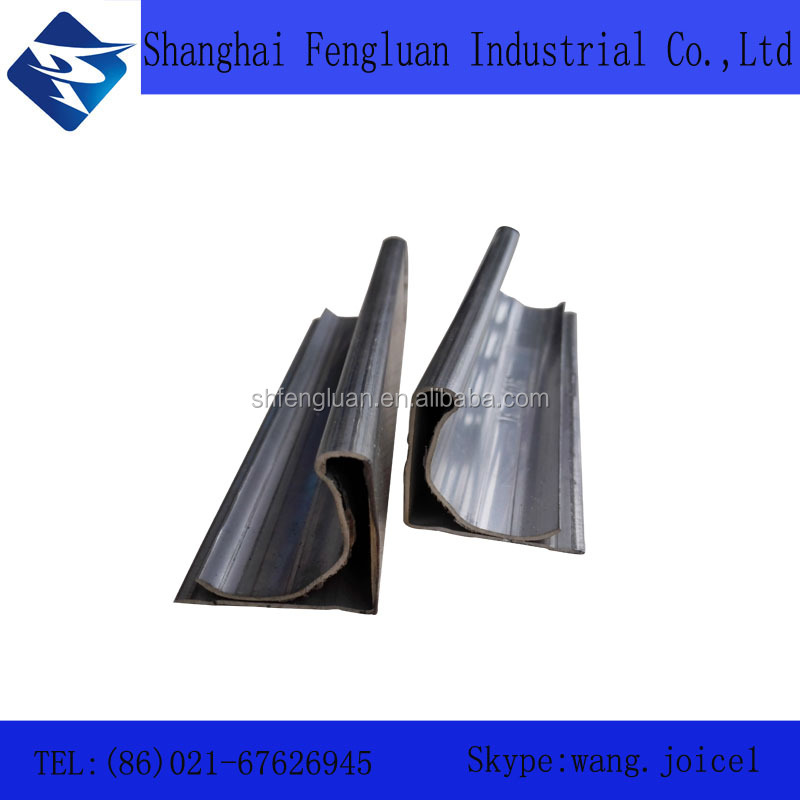 Custom Galvanized Sheet Duct Corner and Flange and Clamp
