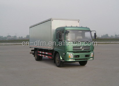 Dongfeng 4x2 Light Van-type Truck for Transport Cargo and Goods/dongfeng minivan
