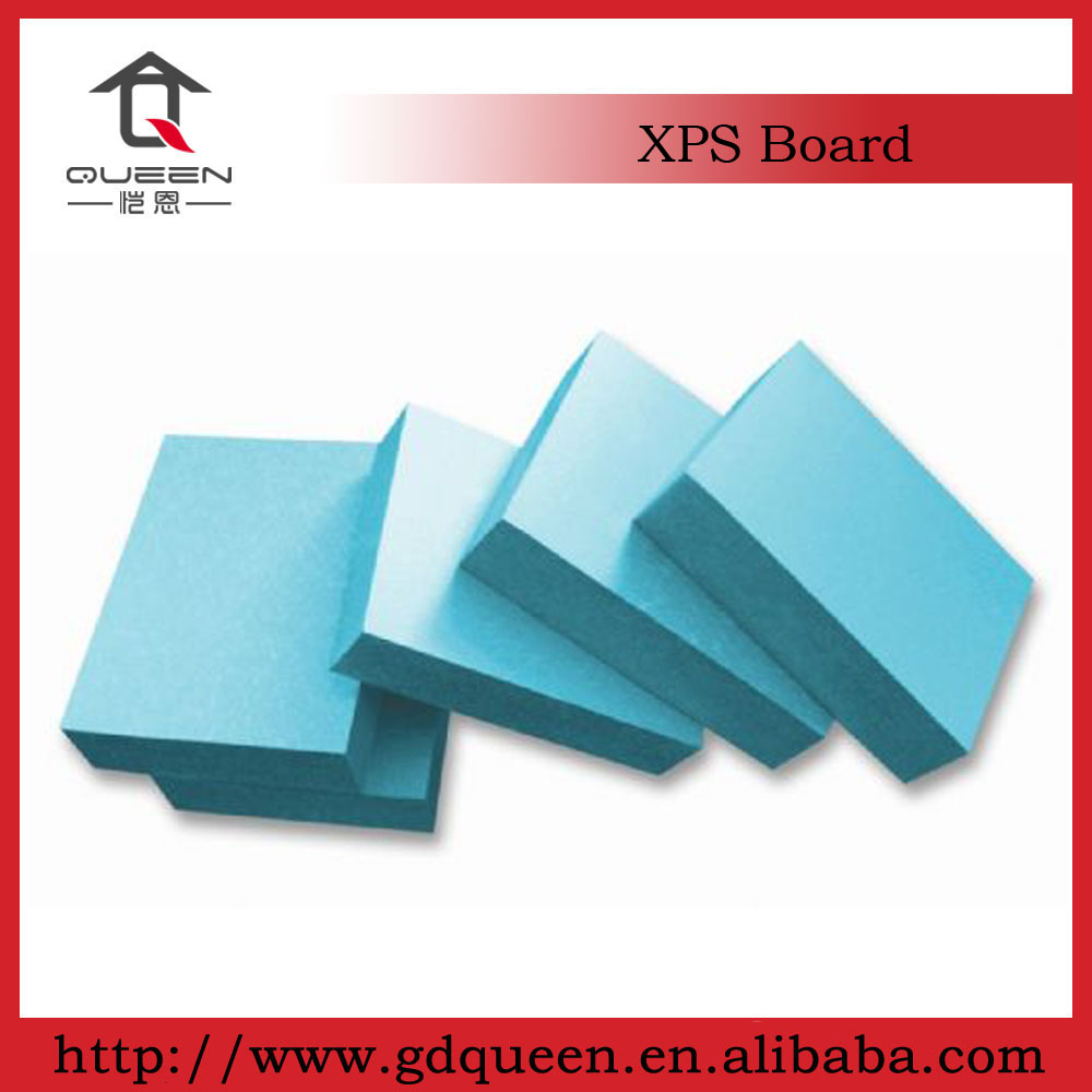 xps insulation board for exterior wall decoration
