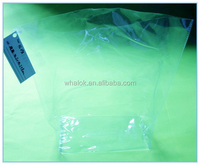clear PVC large capacity daily grocery bag