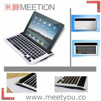 2014 cheapest ABS wireless Bluetooth keyboard with lithium battery