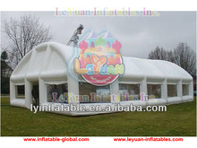 Best quality inflatable tennis field/tennis tent/inflatable sports tent en14960