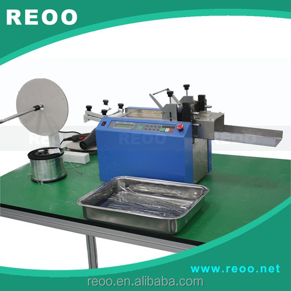 REOO New Soldering strip cutter for solar module,solar panel cutting station