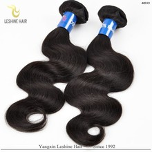 New Design Hot 100% Unprocessed Natural Color Tight Virgin Remy virgin brailian remy weft hair