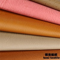 hot selling 100% PU Synthetic Leather for shoes upper