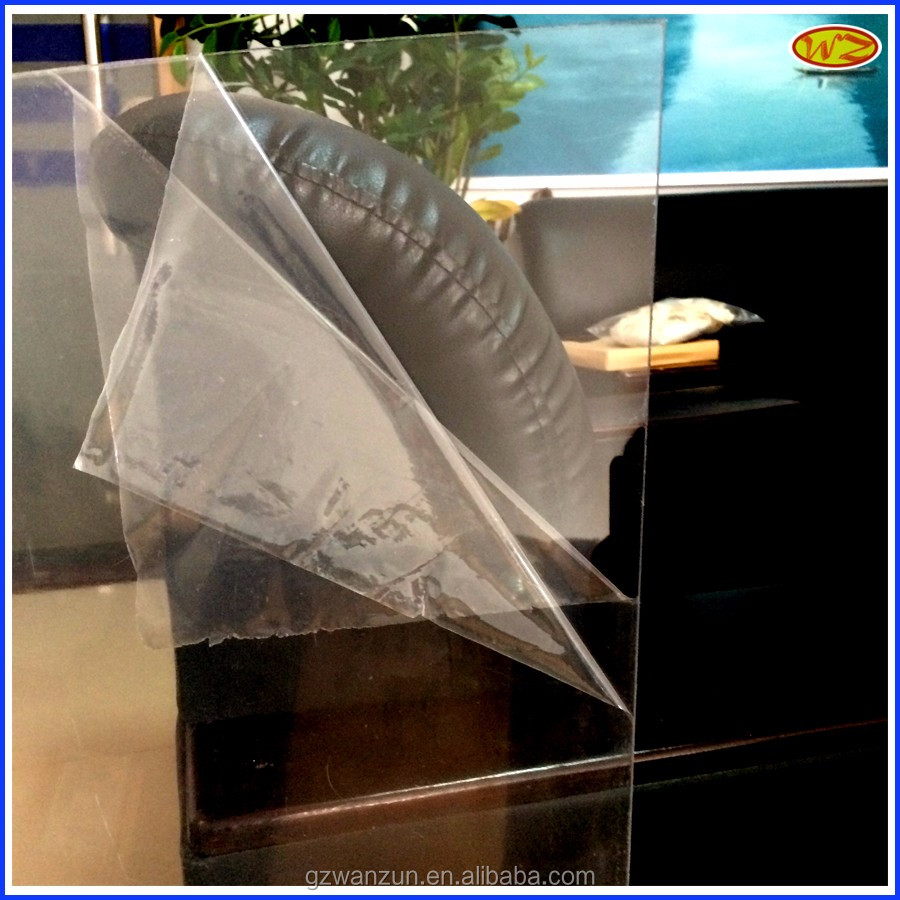 100% virginwanzun hard clear plactis sheet PET sheet for vacuum thermoforming