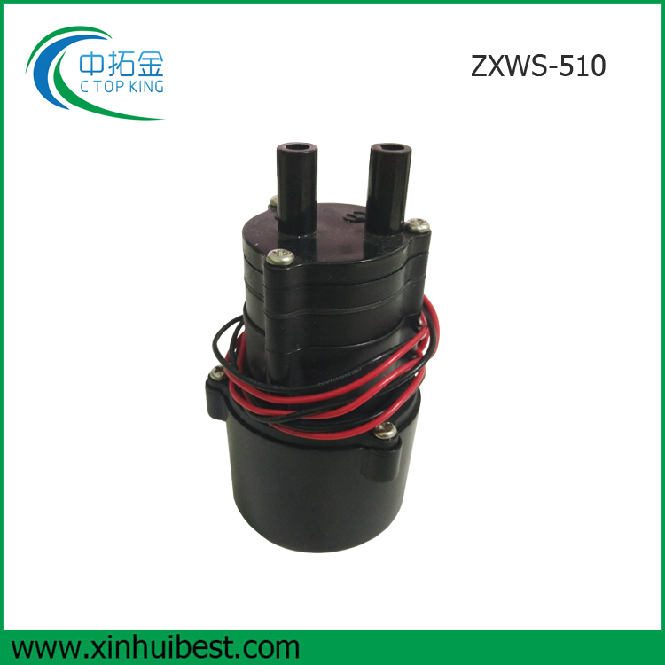 High pressure 900mL/min brushless fish tank pumps and filters