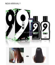 Wholesale 2016 Natural Dyeing Magic Hair Darkening Shampoo
