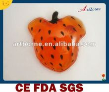 Artborne Magic Fruit Shape Heat/Cold Pad For Promotional Gift Items-New Product For 2012(CE,FDA,SGS Approved)