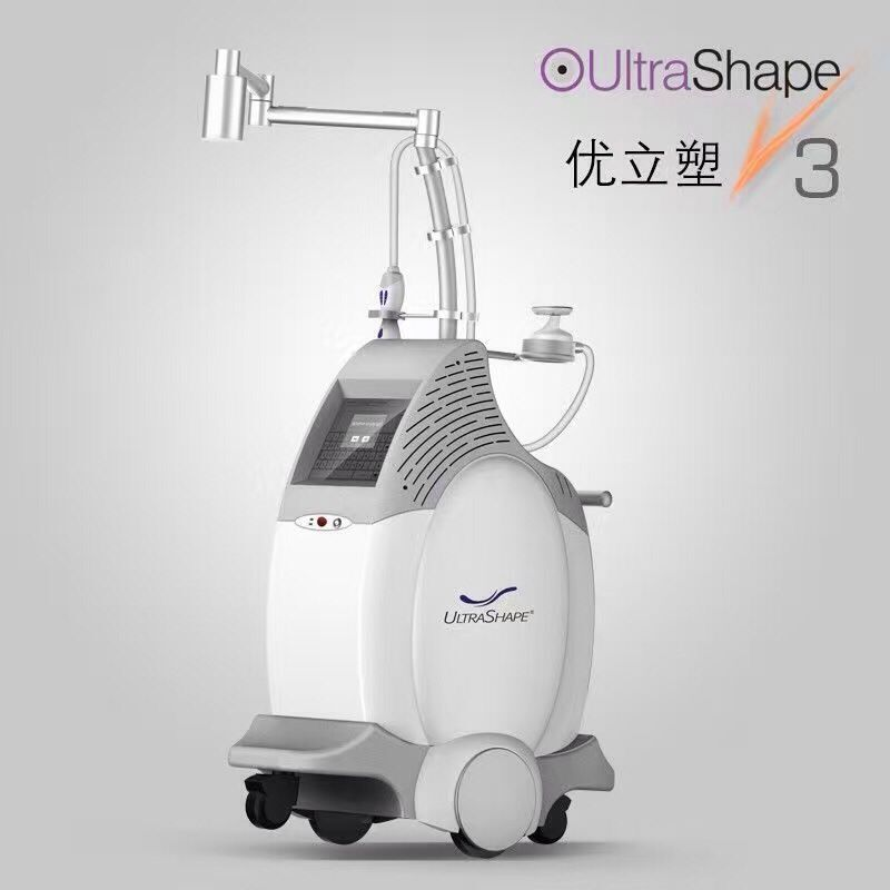 2017 3D position technology adopted ultrashape machine ultrashape body shaping machine
