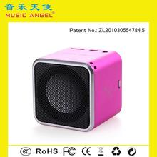 MUSIC ANGEL portable mp3 speakers speakers sd card for mobile phone