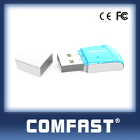 Realtek8192 300Mbps Wireless Usb Wlan Adapter 802.11 Wifi Dongle For Satellite Receiver COMFAST CF-WU825N