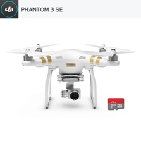 original DJI Phantom 3 SE Standard drone with 4K HD FPV quadcopter camera & gimbal RC Helicopter P3S drone