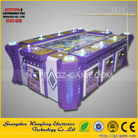 Top grade Crazy Selling attractive catch toy fish game machine, shooting fish video game for casino