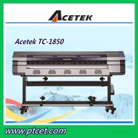 Best price 1.8m eco solvent printer with DX5 printhead