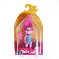 custom trolls dolls plastic toy figure